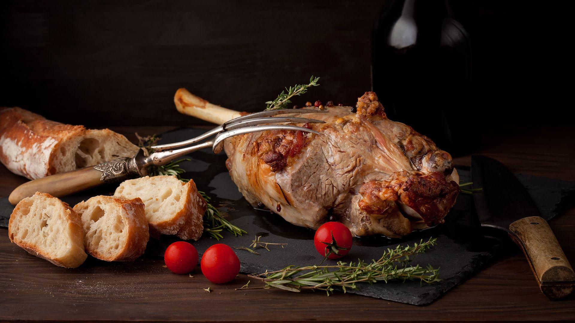 rozmaringos bárány - Fotó: Istock