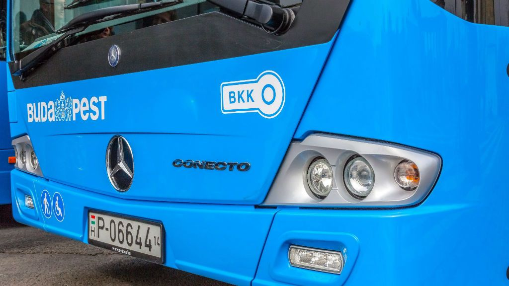 mercedes conecto bkv busz