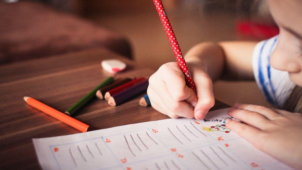 gyerek, iskola, házi feladat