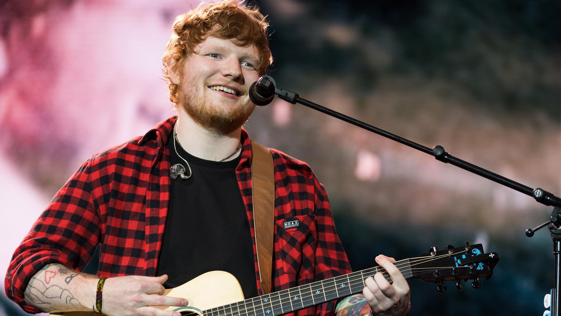 Ed Sheeran - Fotó: Ian Gavan/Getty Images