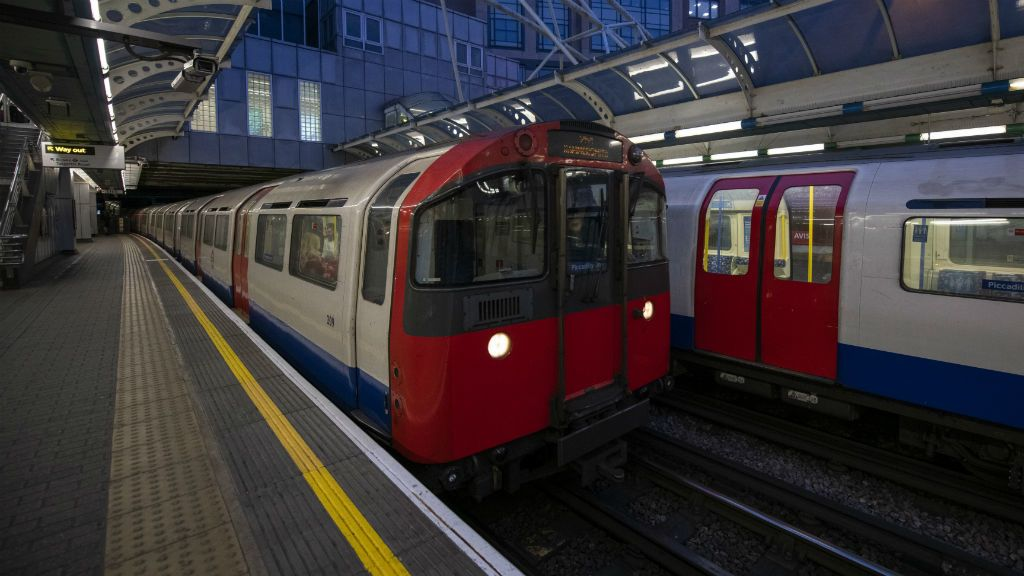 london metró