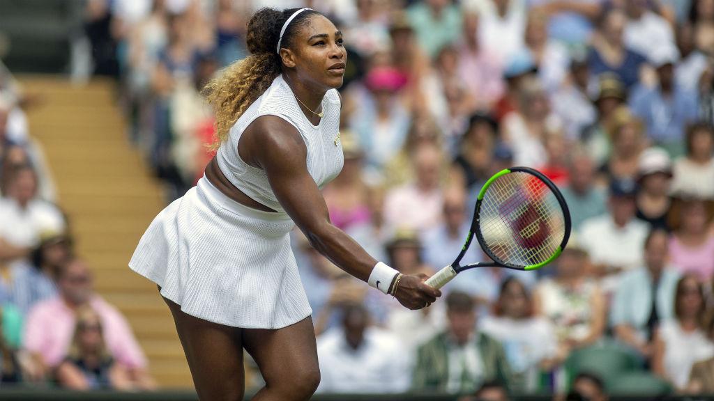 Serena Williams Wimbledon tenisz