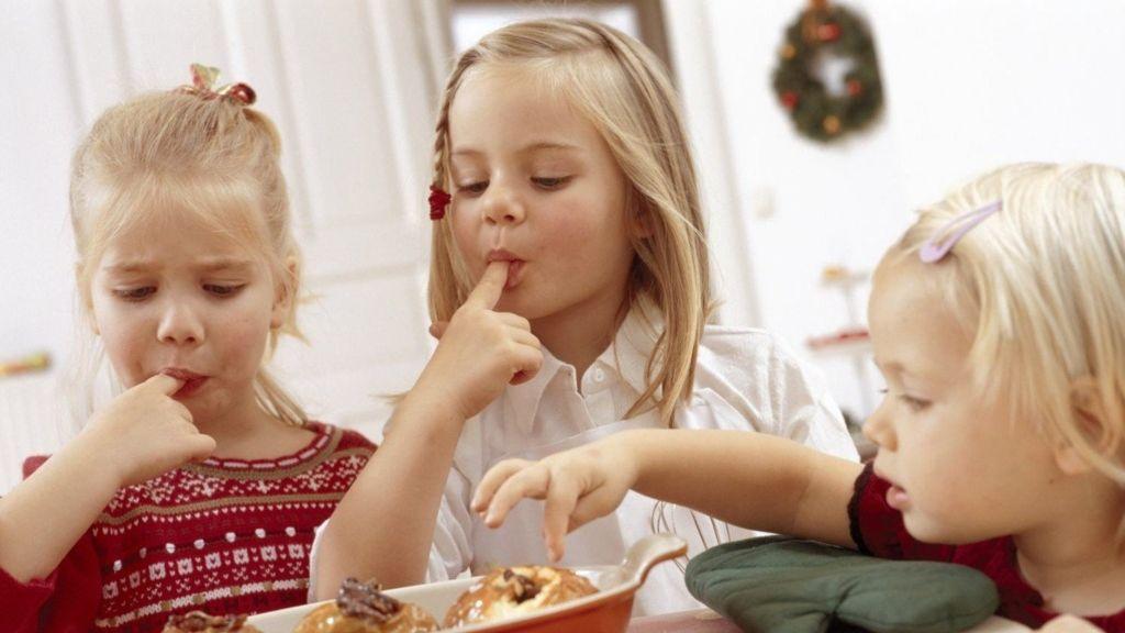 három gyerek gyereknevelés