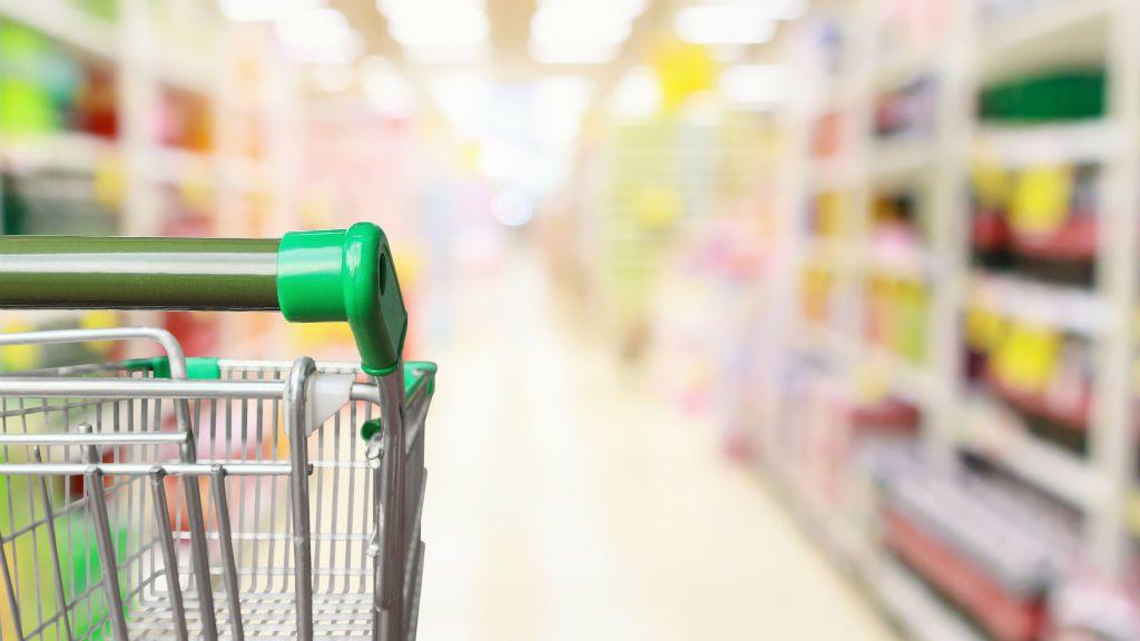bevásárlás bevásárlókocsi élelmiszerbolt szupermarket