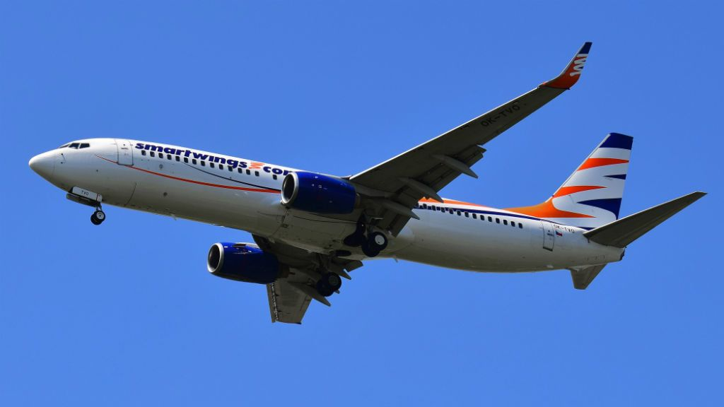 Smartwings Boeing 737