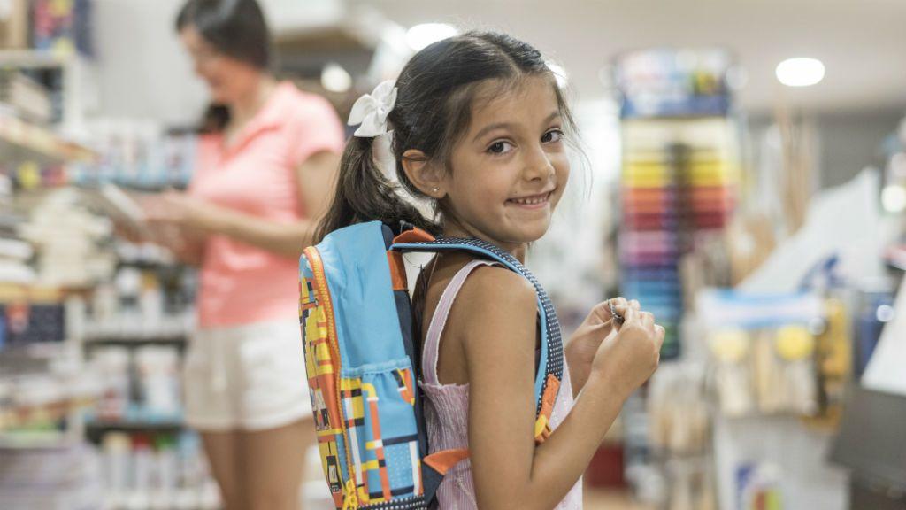 iskolakezdés bevásárlás