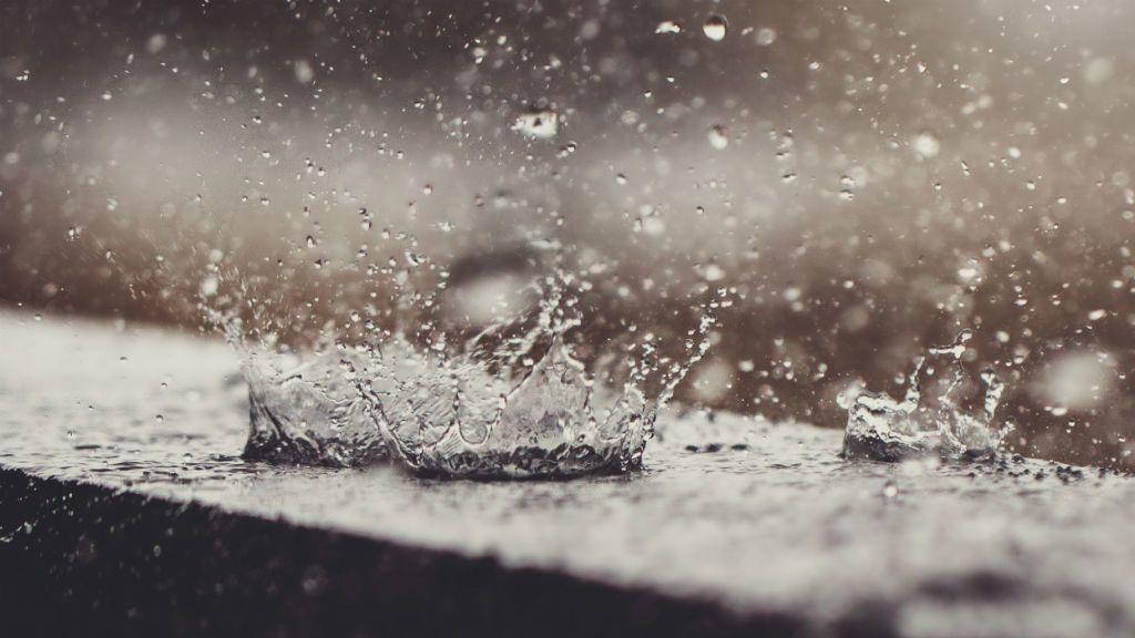 eső zápor csapadék