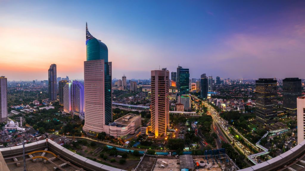 Jakarta indonézia