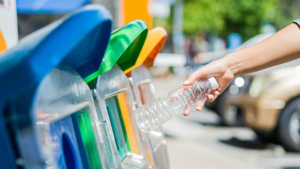 műanyag hulladék szelektív hulladékgyűjtés