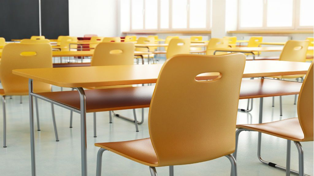 osztályterem iskola oktatás