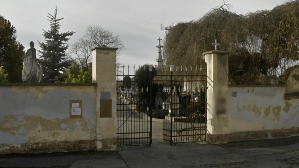 győr-szigeti temető
