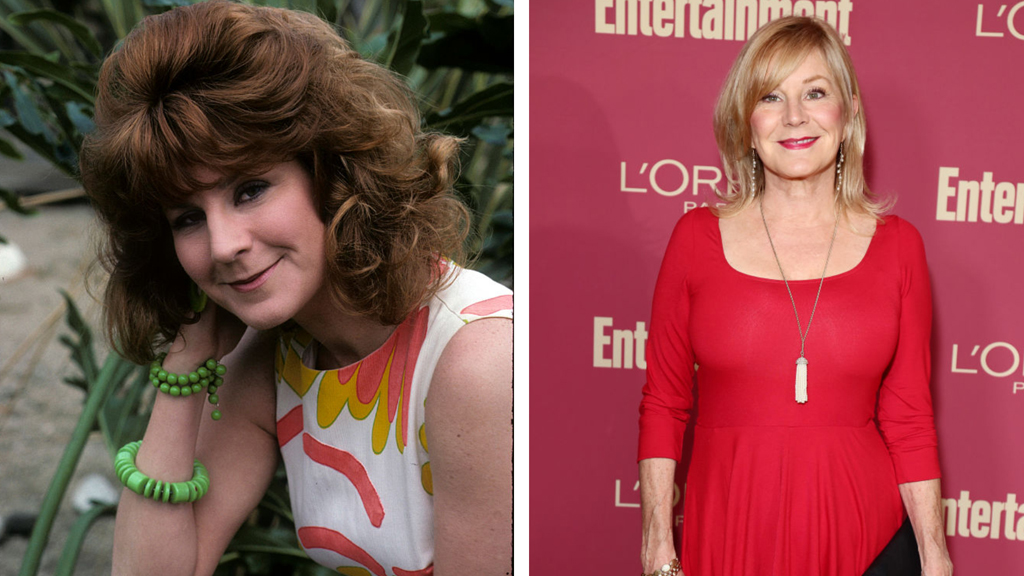 Chloe Webb 64 évesen is káprázatosan néz ki. (Fotó: Getty Images)