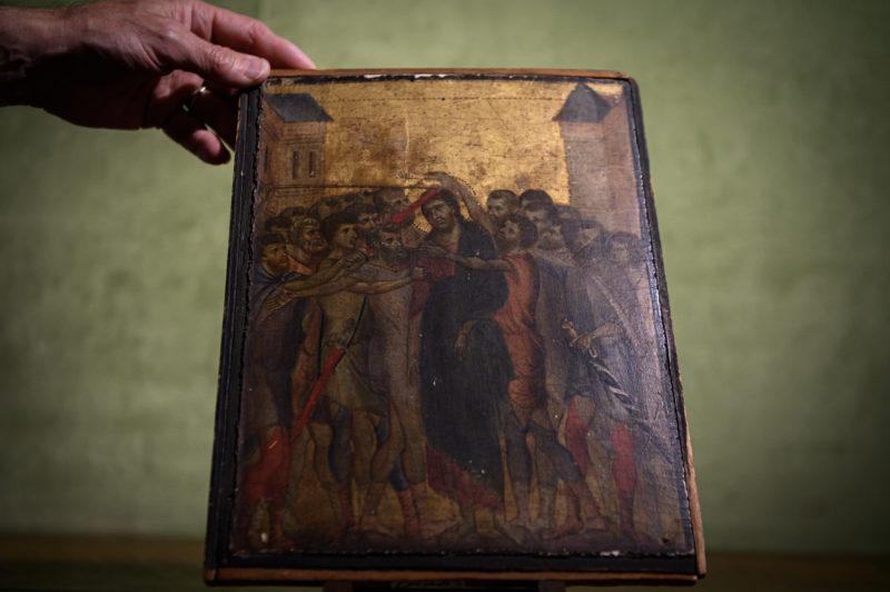 Cimabue festmény