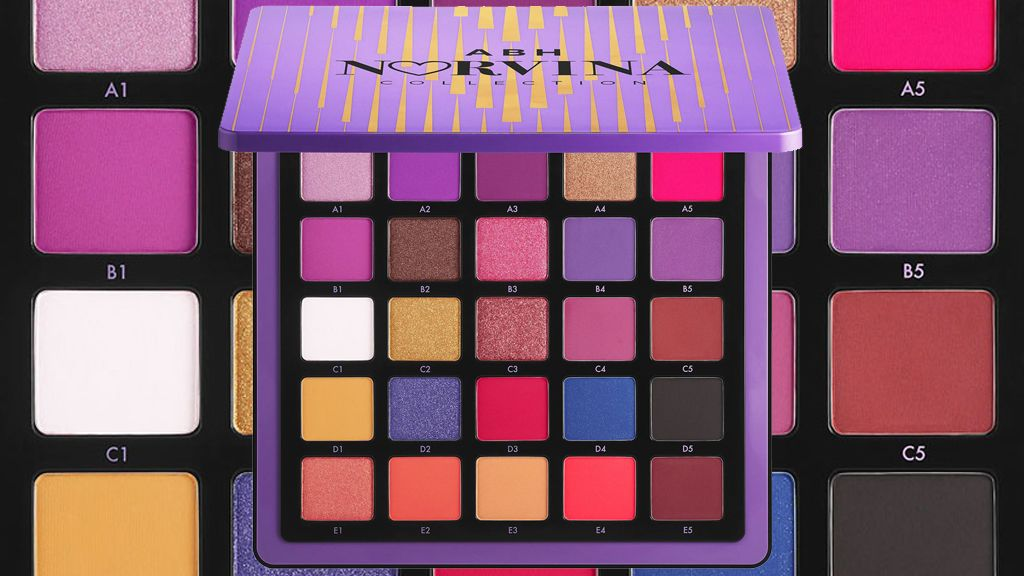 Anastasia Beverly Hills Norvina Pro Pigment Palette Vol 1. sminkpaletta