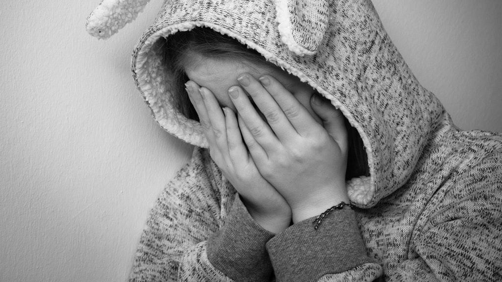 félelem, gyerekkor, rettegés, kisgyerek
