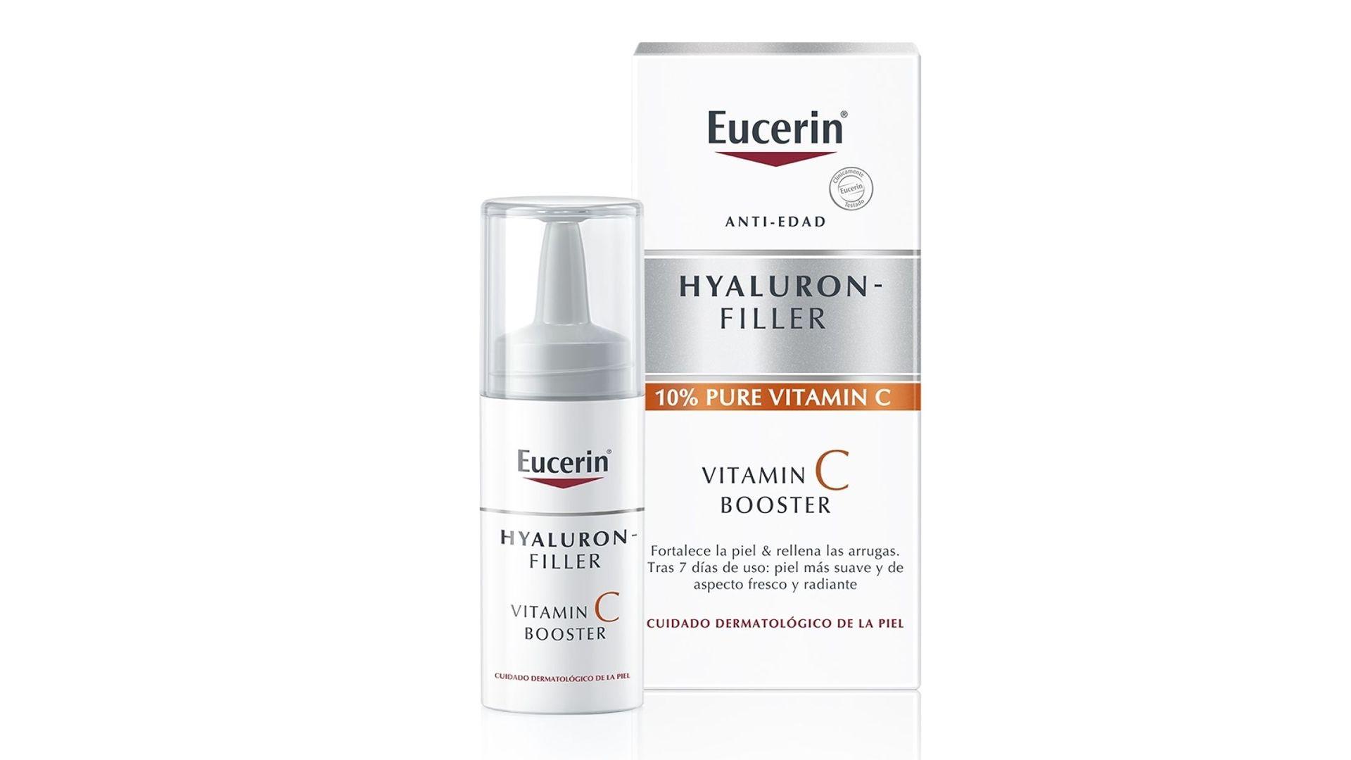 Eucerin - Hyaluron-Filler Booster Vitamin C Szérum