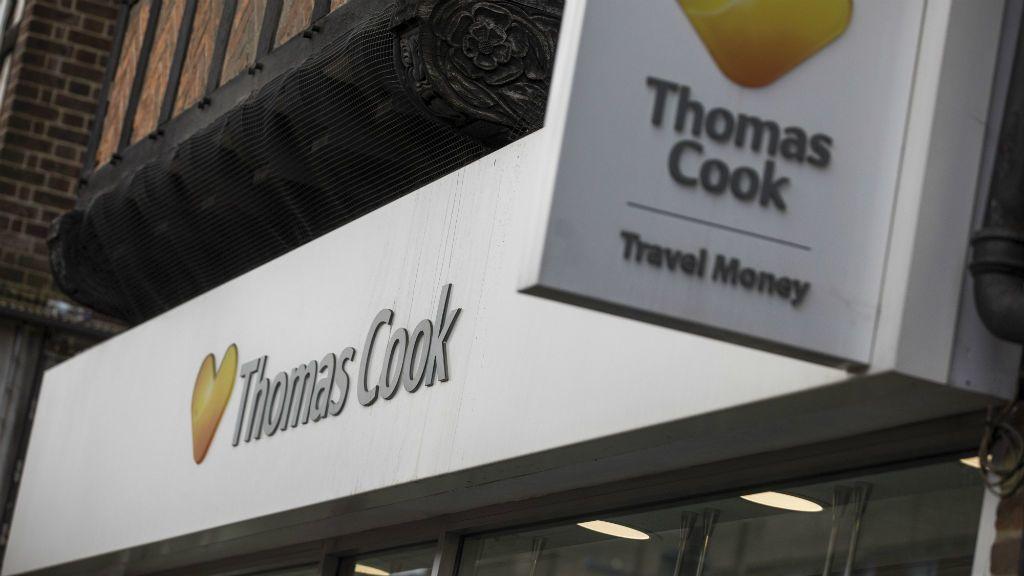 Thomas Cook utazási iroda