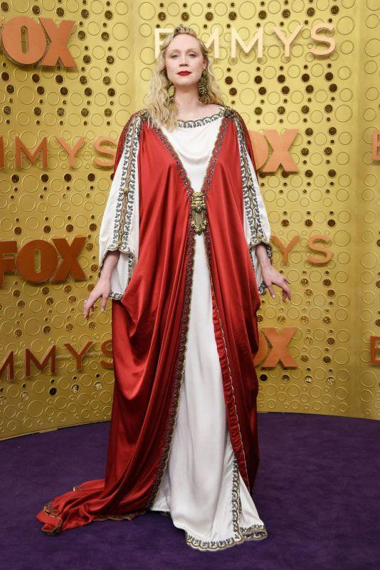 Gwendoline Christie Emmy-gála 2019