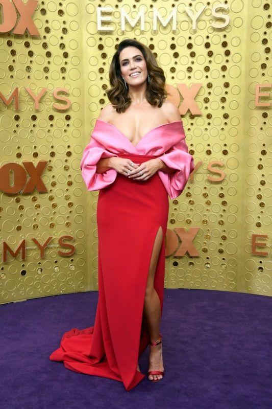 Mandy Moore Emmy-gála 2019