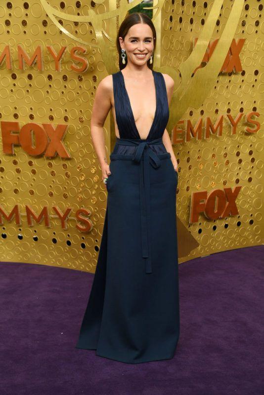 Emilia Clarke Emmy-gála 2019