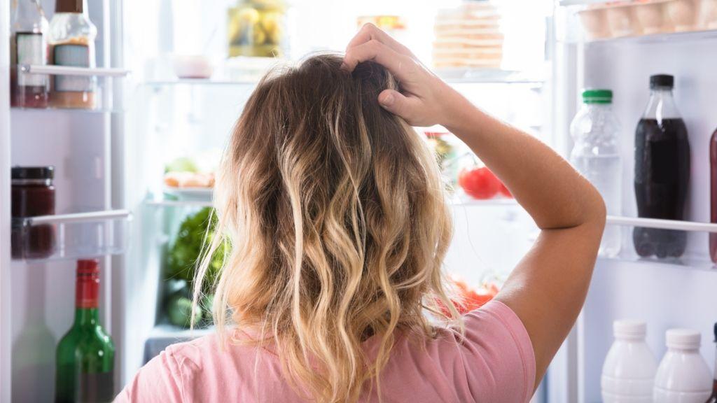 hűtő zöldség gyümölcs