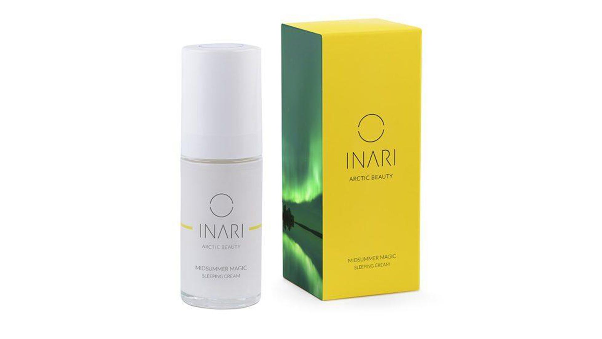 Inari - Midsummer Magic Éjszakai Arckrém
