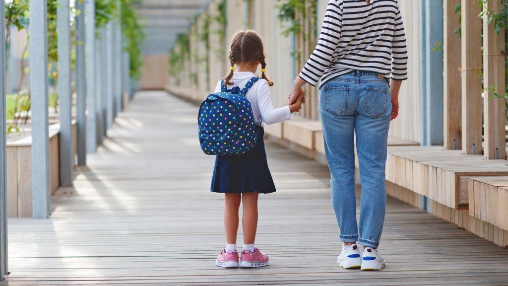iskolakezdés szülők türelem