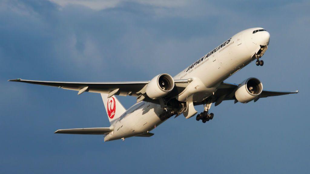 Japan Airlines repülőgép
