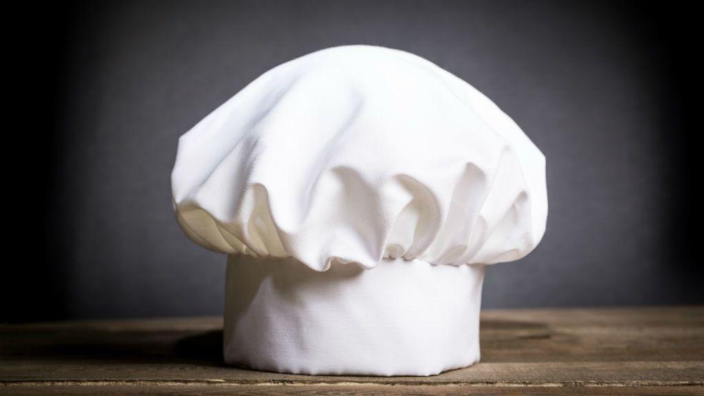 séf szakács sapka