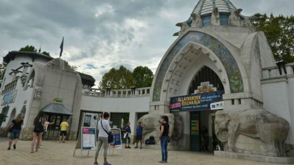 fővárosi állatkert