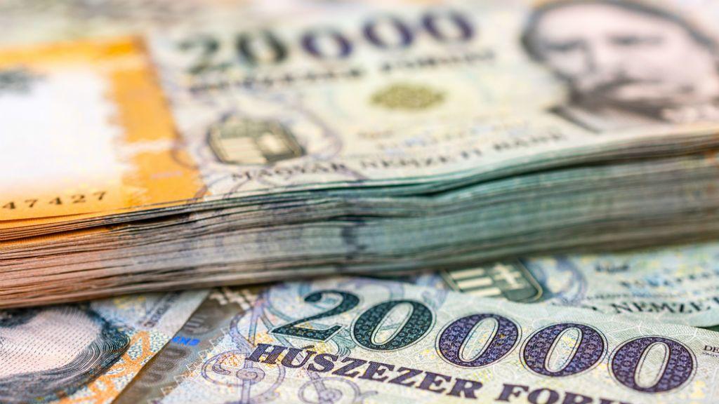 pénz forint