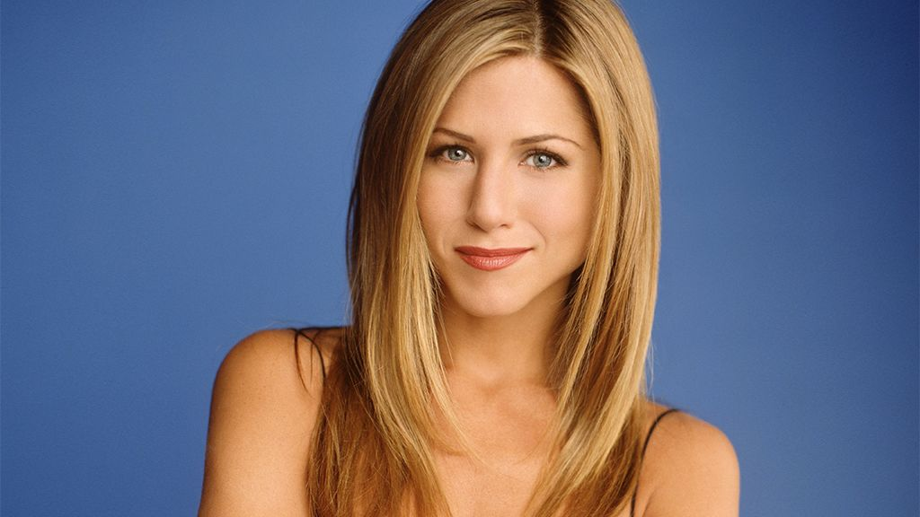 Jennifer Aniston mint Rachel Green