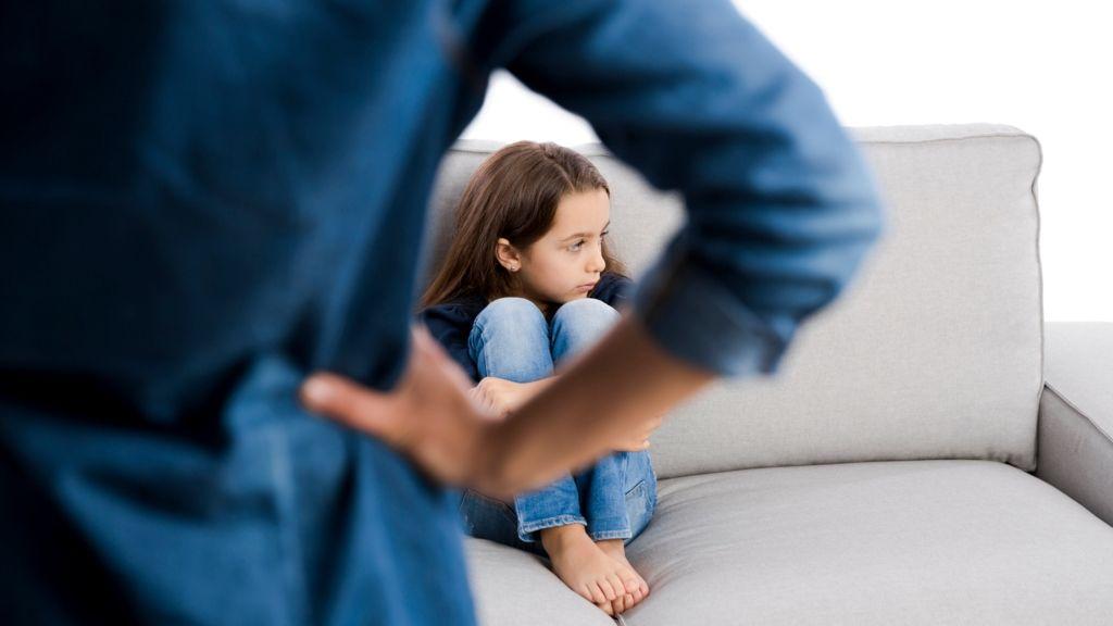 kiabálás stressz gyereknevelés