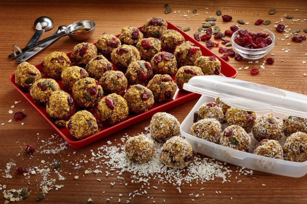 Kókuszos sütőtökgolyó (Fotó: Profimedia / Alamy)