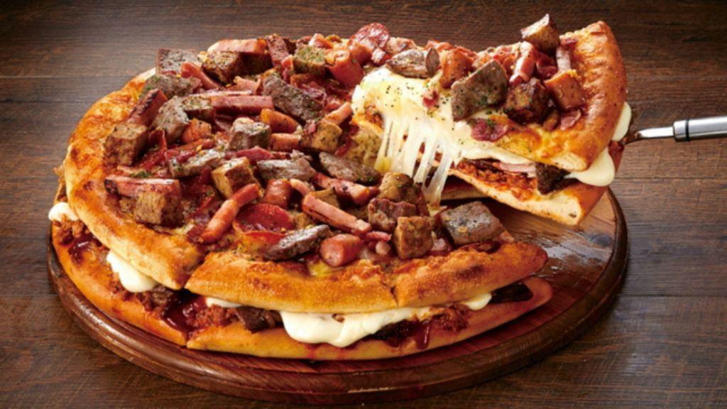 húshegy pizza