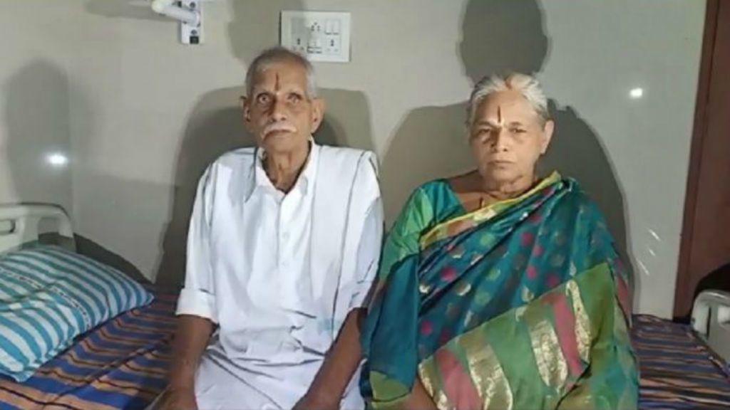 Erramatti Mangayamma legidősebb anya