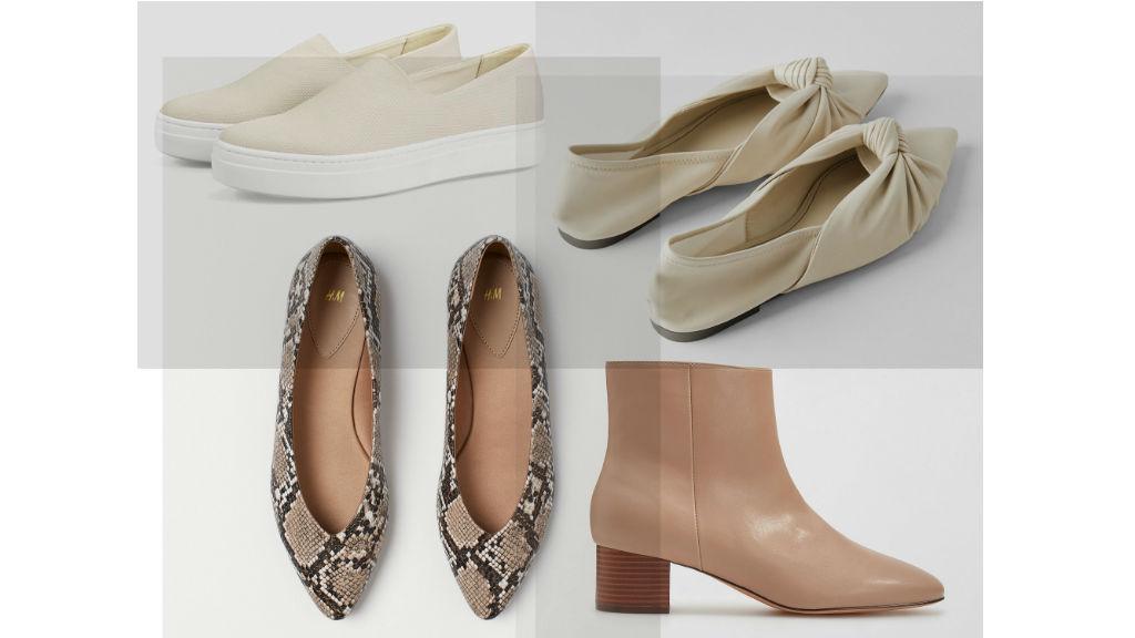őszi cipő divat