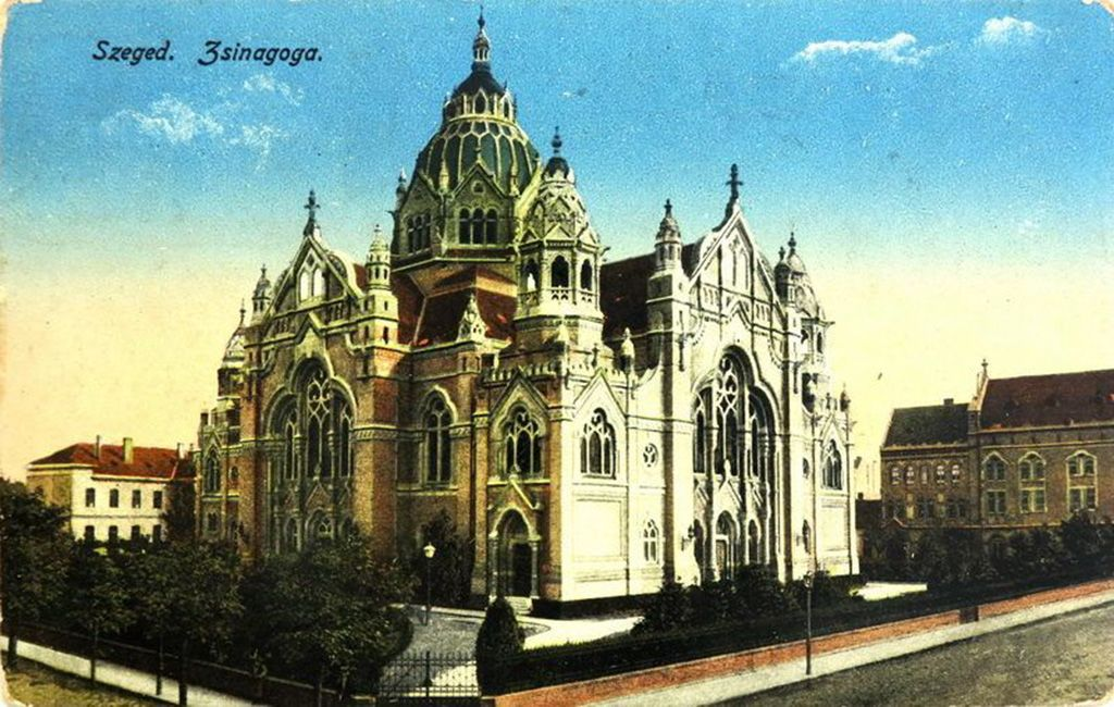Szegedi Új zsinagóga