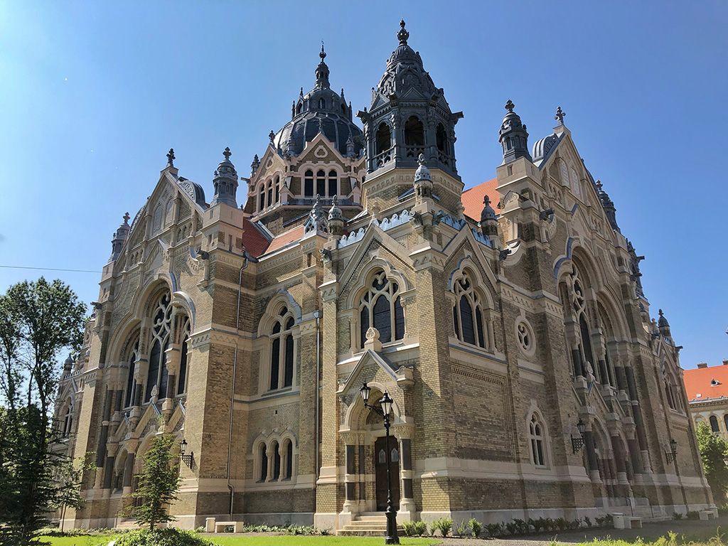 Szeged, zsinagóga