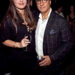 Andy Garcia és lánya, Alessandra Garcia-Lorido