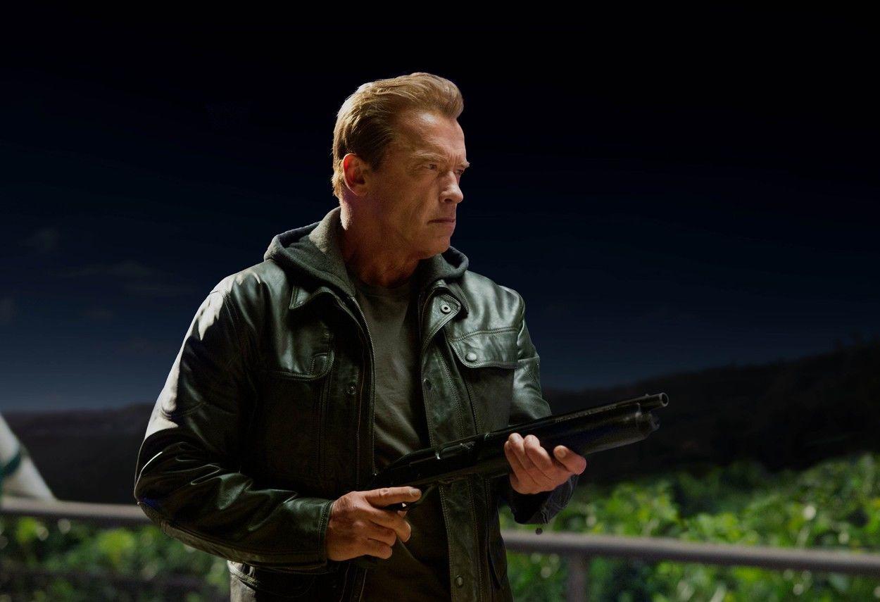 Arnold Schwarzenegger - fotó: Profimedia