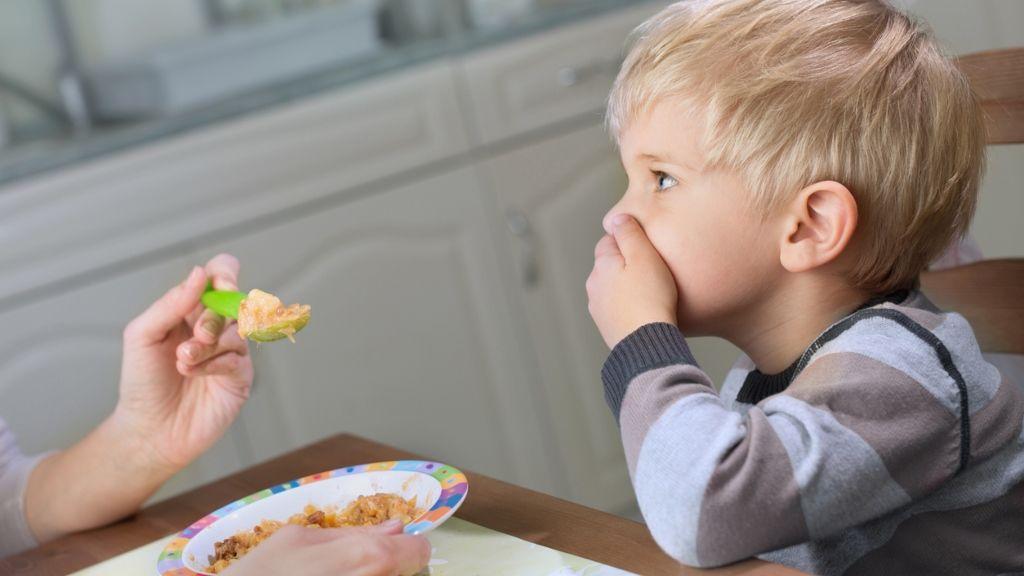 gyerek evés erőltetés
