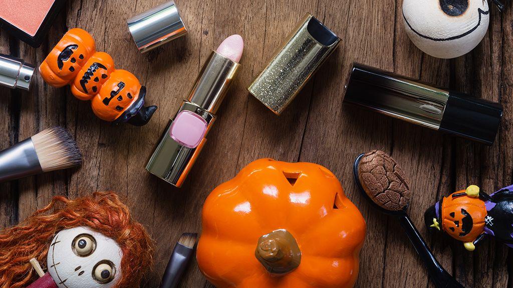 halloween kozmetikumok