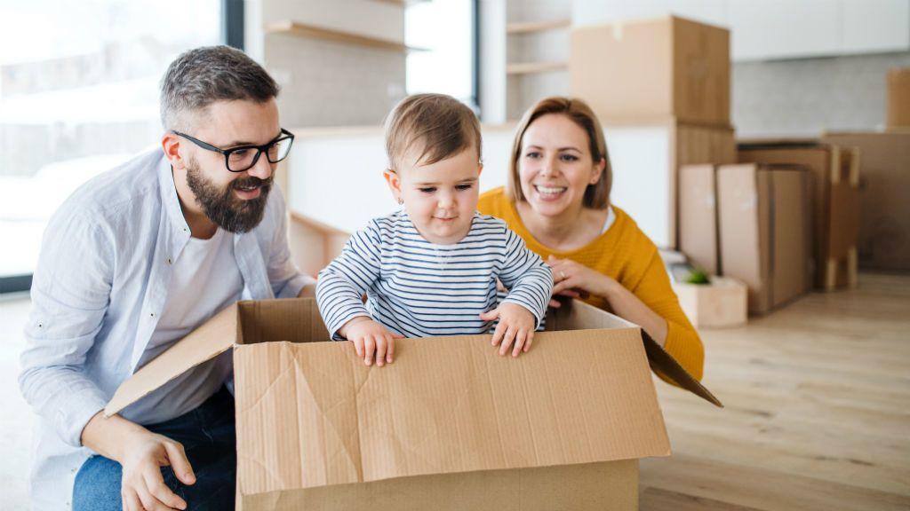 új lakás költözés ingatlan