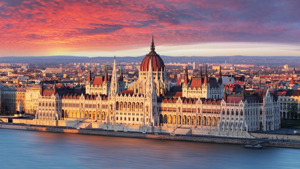 parlement orszgház budapest