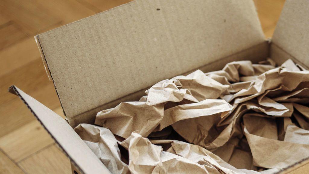 doboz csomag