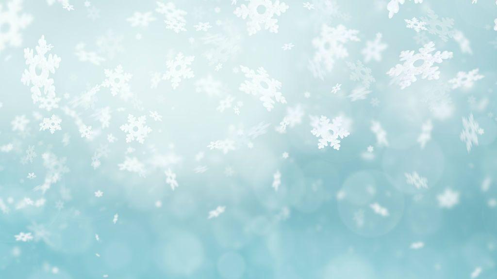 hóesés tél hópehely