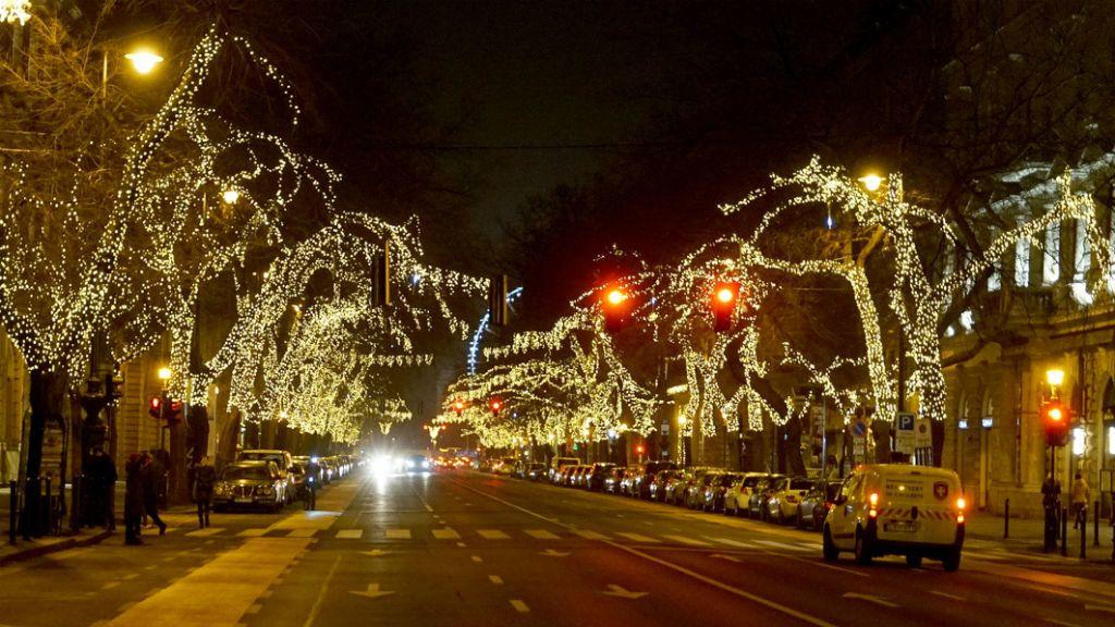 andrássy út karácsony