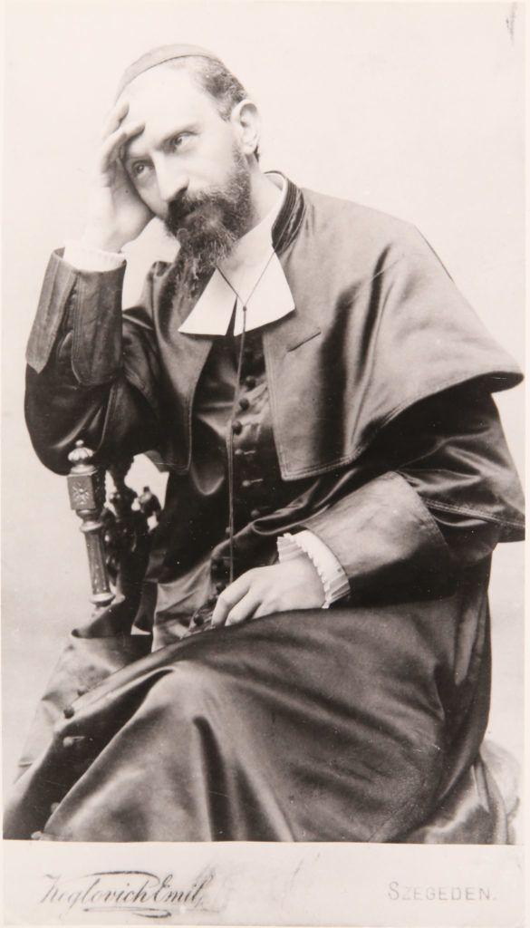 Lőw Immánuel, Szeged, rabbi