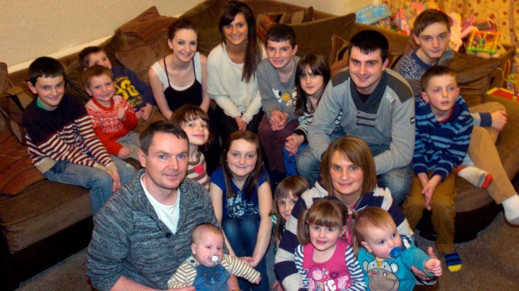 radford család